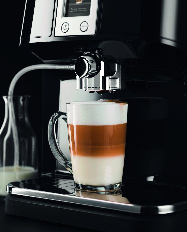 Dispensador de la cafetera Krups EA850b