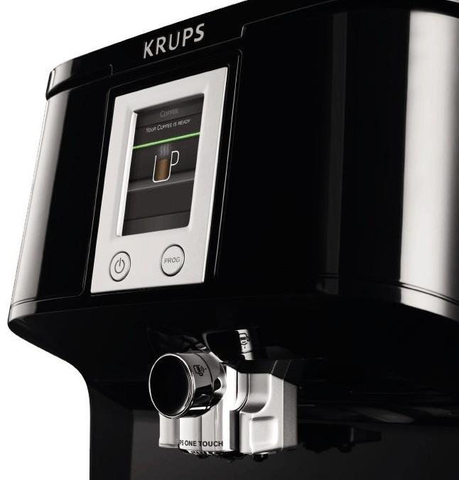 Imagen de la cafetera automática Krups EA850B