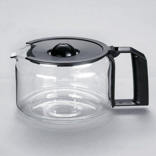 Jarra de cristal de la cafetera Severin Cafe Caprice