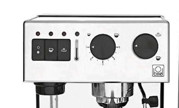 Imagen del panel de control de la Briel SEG162