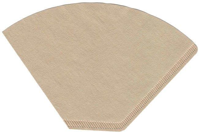 Imagen de un filtro desechable para cafetera