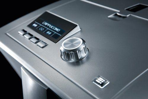 Detalle del panel de control de la Severin S2+ One Touch