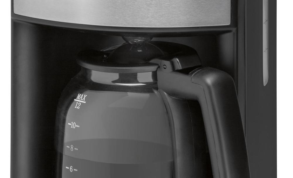 Foto de la jarra de la cafetera clatronic KA3482