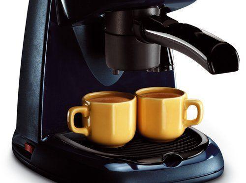 Foto de la cafetera espresso Delonghi EC7 de hidropresión