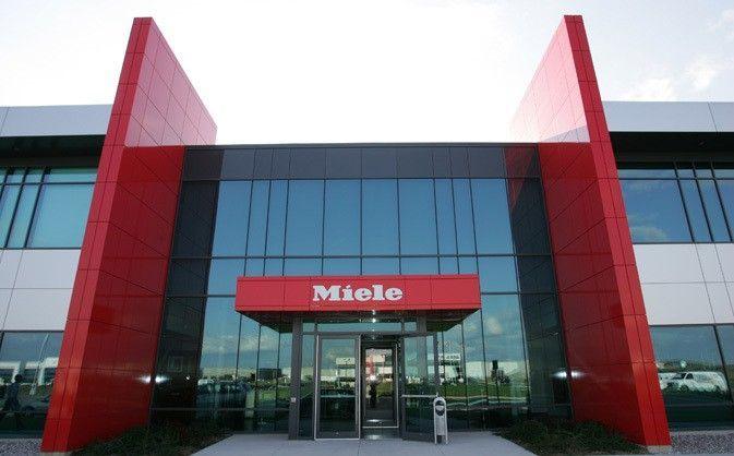 Imagen de las oficinas de Miele