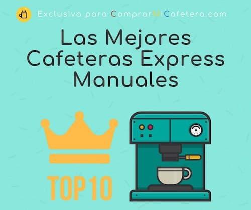La mejor cafetera express del mundo