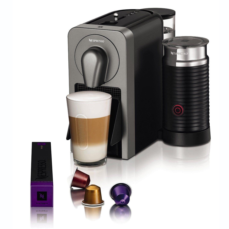 Imagen de la cafetera Nespresso Prodigio Milk
