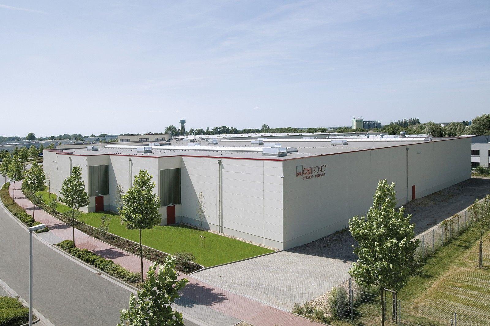 Oficinas de Clatronic en Kempen
