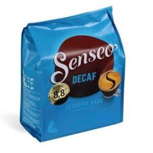 Cápsulas Senseo Espresso descafeinado