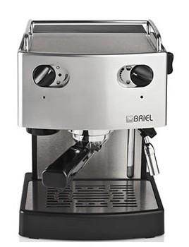 Vista frontal de la Cafetera Briel ES75A