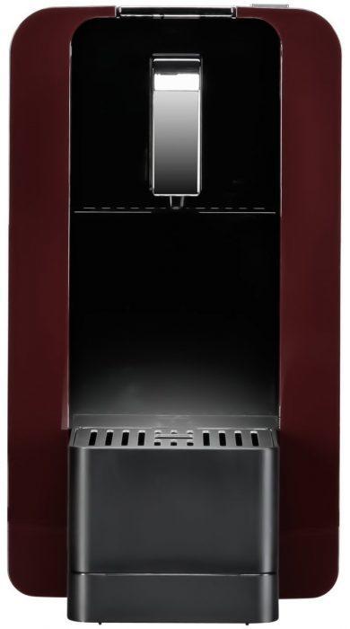 Imagen frontal de la cafetera de cápsulas Cremesso Compact Automatic