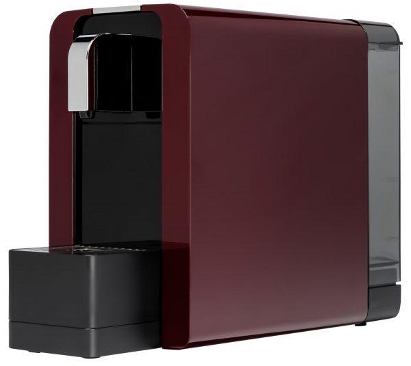 Foto de la cremesso compact automatic roja