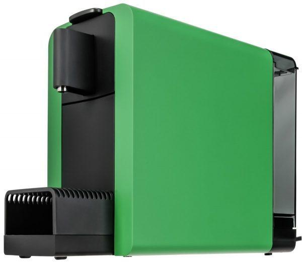 Imagen de la cafetera Cremesso Compact One Verde