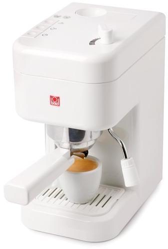 cafetera express Briel ES-14 blanca