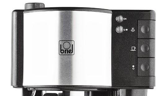 Imagen del panel superior de la Briel Es35