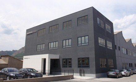 Oficinas de Taurus en Oliana (Taurus)