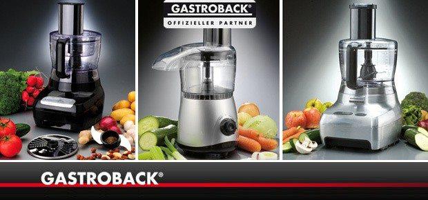 Fotografía de productos Gastroback
