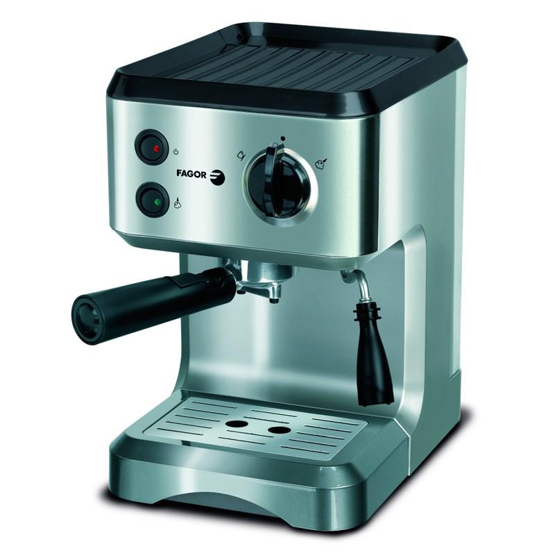 Fagor CR 1500 Análisis de Cafetera Express Manual