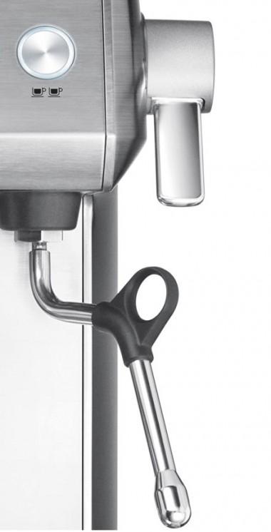 Fotografía del vaporizador de la cafetera Gastroback 42636