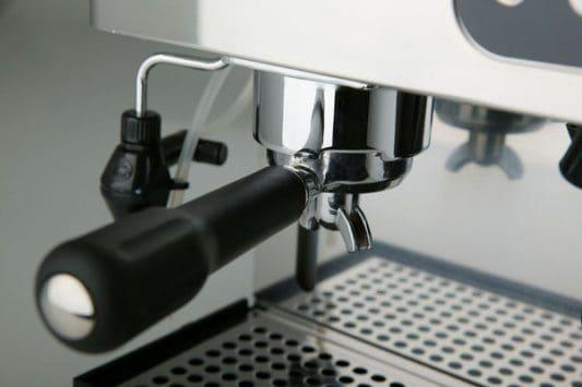 Foto del filtro de la cafetera express La Pavoni Domus Bar