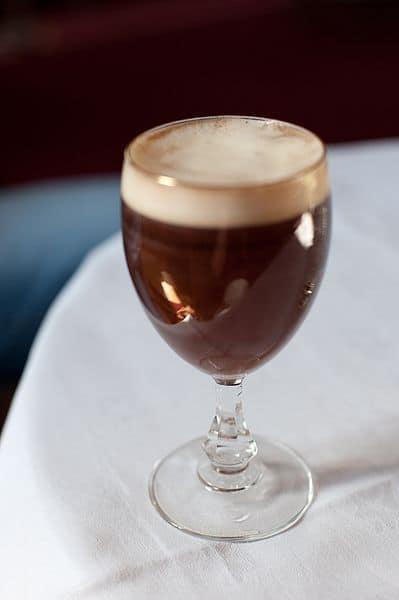 Café Irlandés - Cómo se prepara
