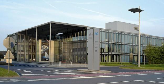 Oficinas de Braun en Kronberg (Alemania)