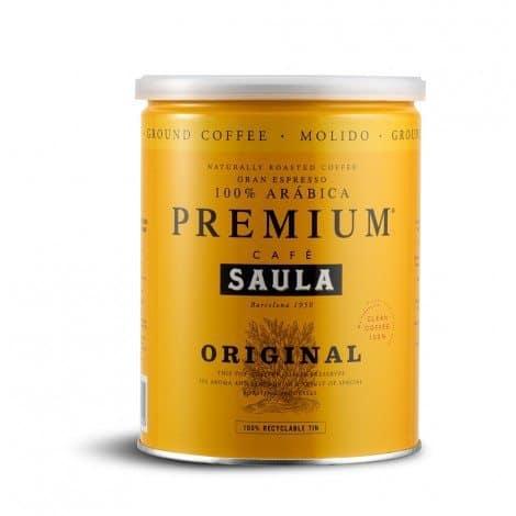Café Saula Gran Espresso Premium: uno de los mejores cafés del mundo