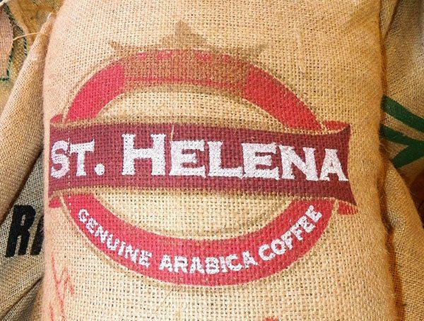 café st Helena: uno de los cafés más caros del mundo