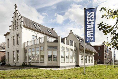 Foto de las oficinas de Princess en Tillburg