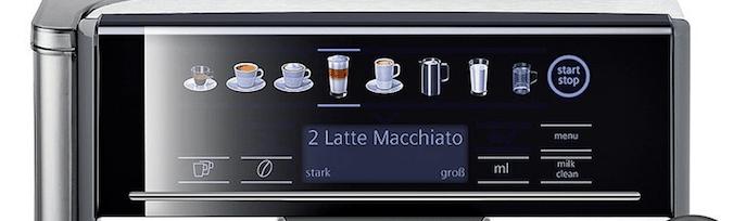 cafetera automática Siemens Eq6