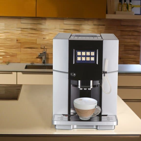 Foto de la cafetera automática Viesta 500