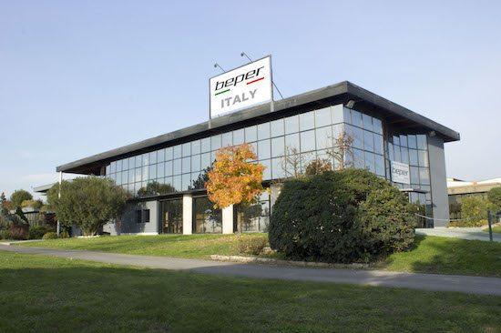 Foto de las oficinas de Beper (Verona)
