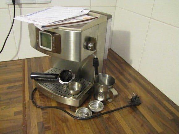 Fotografía de la cafetera espresso Zelmer 13Z012 Maestro