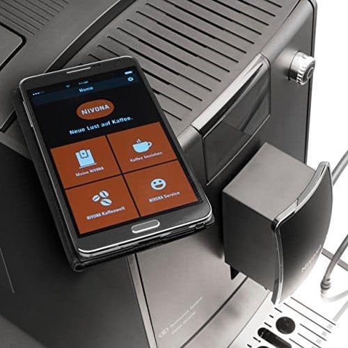 Control por Bluetooth de la cafetera automática Nivona Caferomatica