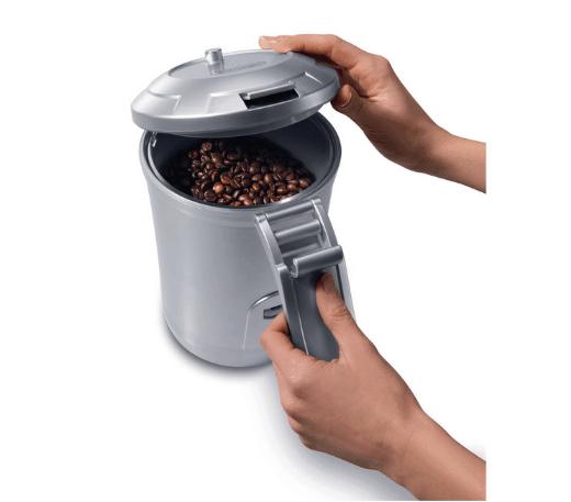 Envasadora de café al vacío Delonghi