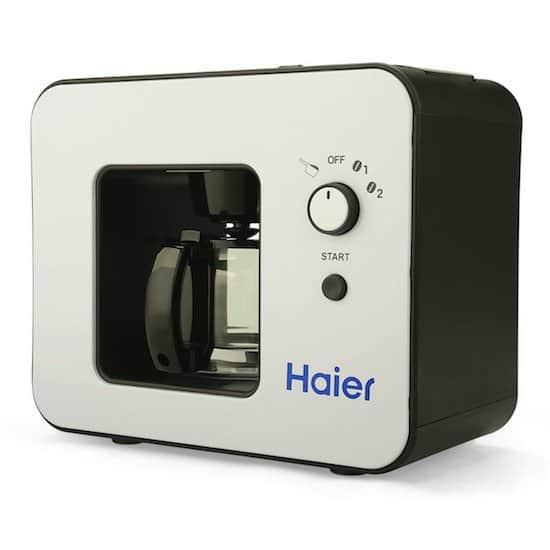 imagen de la Haier SKL D003: Máquina de Café con molinillo