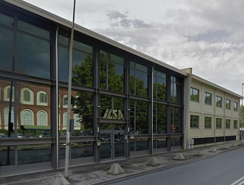 Foto de las oficinas de las cafeteras Ilsa en Collegno