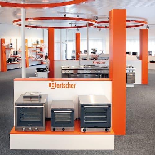 Oficinas y exposición Bartscher
