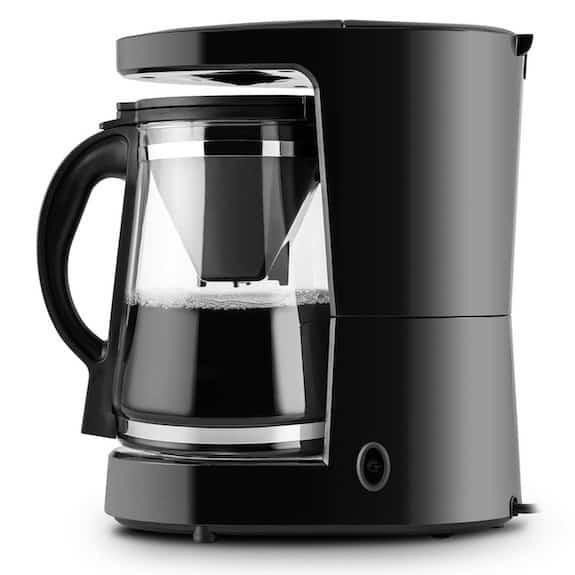 Imagen de la cafetera-tetera OneConcept Coffee&Tea
