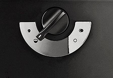 foto del panel de control de la cafetera Briel ES74