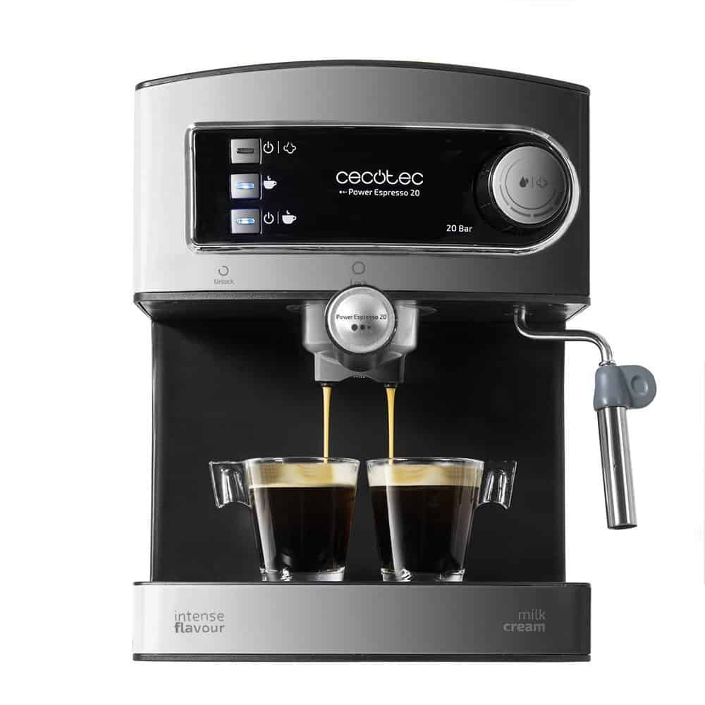 ✅ Cecotec Power Espresso 20 Opiniones y Análisis