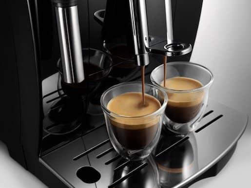 Imagen de la cafetera automática Delonghi ECAM 25-120 negra