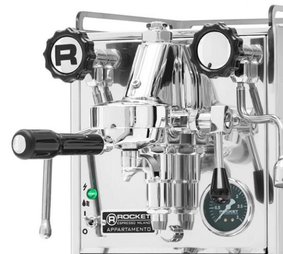 Foto de la cafetera Rocket Espresso Appartamento