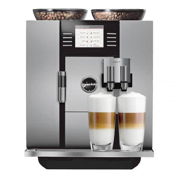 Imagen de la cafetera automática Jura Giga 5