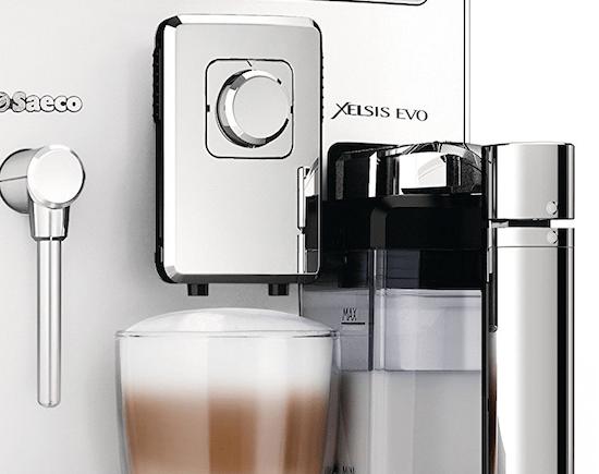Imagen de la cafetera automática Saeco Xelsis Evo