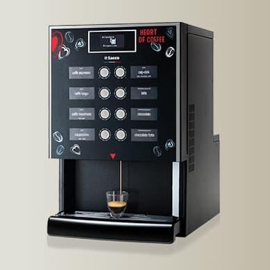 Saeco Iperautomatica - Máquina Expendedora de Café