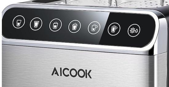 Comprar online cafetera Aicook