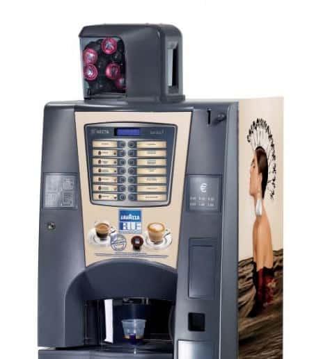 Máquinas Expendedoras de Café Vending
