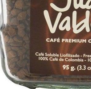 Café soluble liofilizado