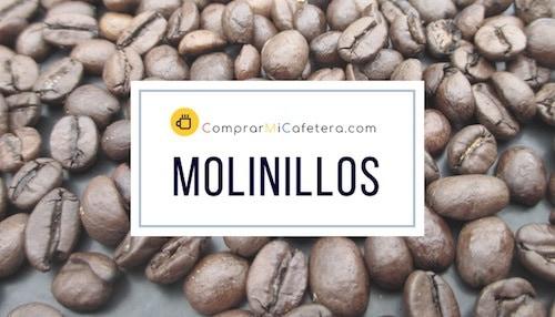 Página para comprar molinillos de café en Amazon